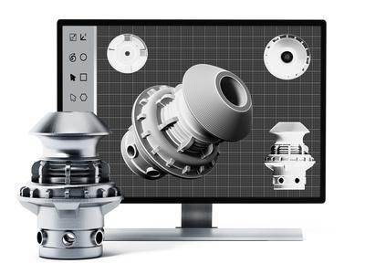 STEP & IGES Design Files for Manufacturing or DFM