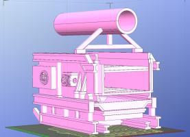 Product CAD Design Renderings