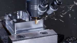 Computer Aided Manufacturing or CAM